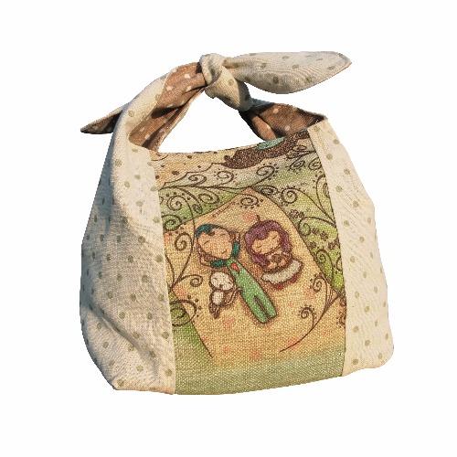 Faty and Homy環保餐盒袋系列:喜樂