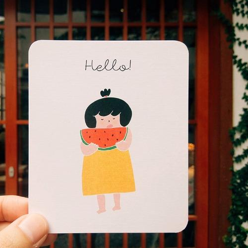 《KerKerland》Hello!☉小卡