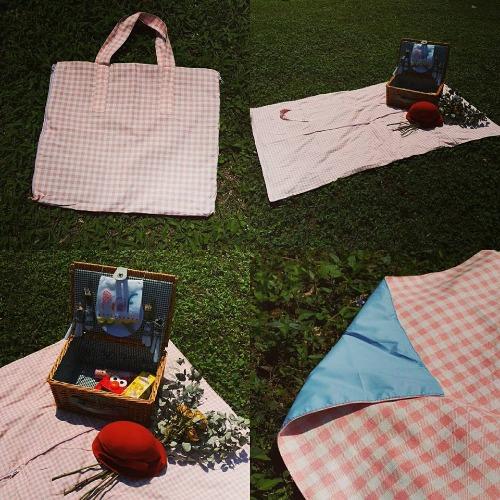 Katie - 野餐地墊包包