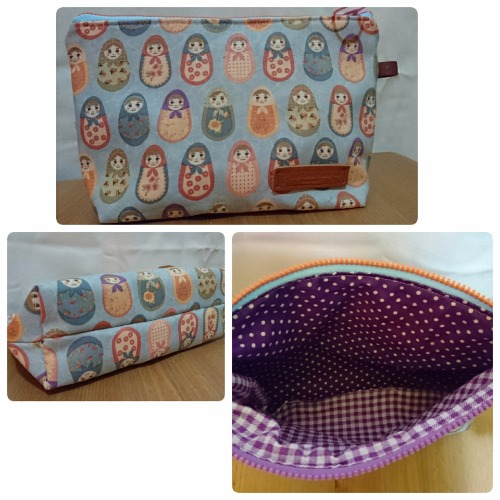 CP-2016-029 日本化妝袋 Japan Cosmetic Pouch