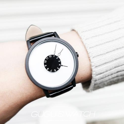 GUGU'S Watch 黑白藝術家