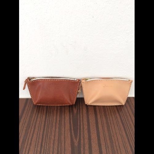 Minimaliste簡約日系手縫零錢包