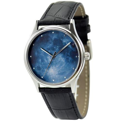月球手錶 (Peacock BLue) - 中性 - 全球免運