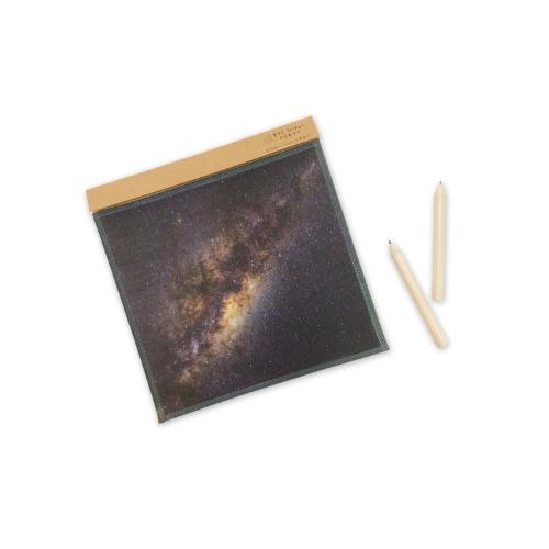 浩瀚銀河Ultimate Galaxy〔BYC印花萬用布〕 ll 擦拭布