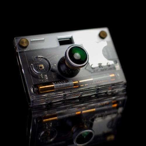 CROZ D.I.Y Digital Camera第二代 (晶透前衛 VANGUARD)