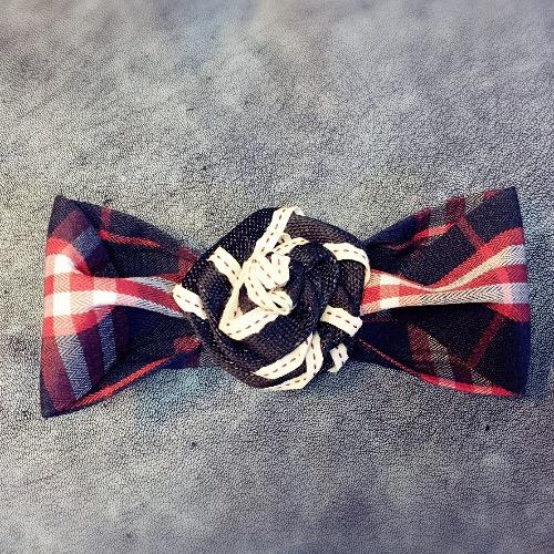 玫瑰花Bow Tie/BT#16225