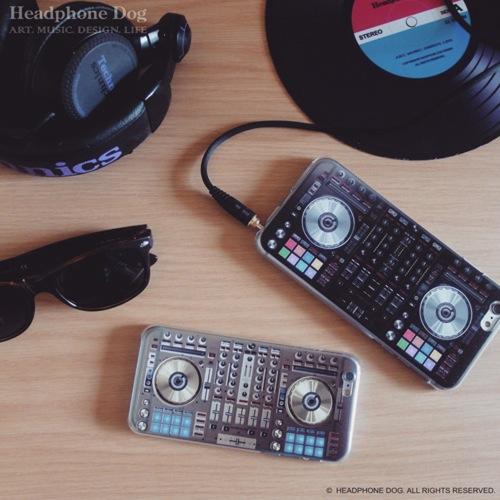 HeadphoneDog 太空DJ手機殼