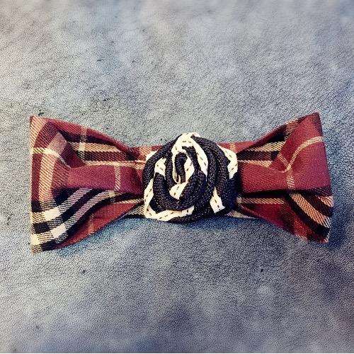 玫瑰花Bow Tie/BT#16228