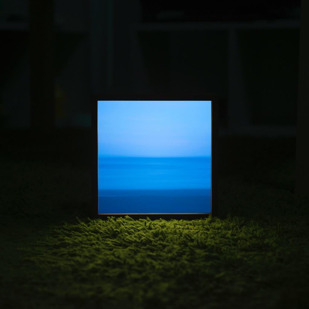 Lighto光印樣 Mini燈箱  藍與另一種藍(aPo)