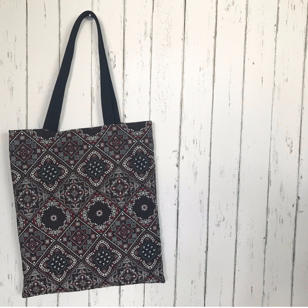 民族風 Tote Bag 單背包