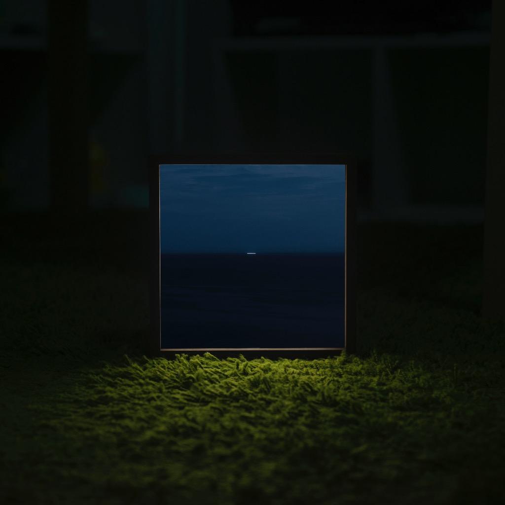 Lighto光印樣|Mini燈箱| 時間的長度(aPo)