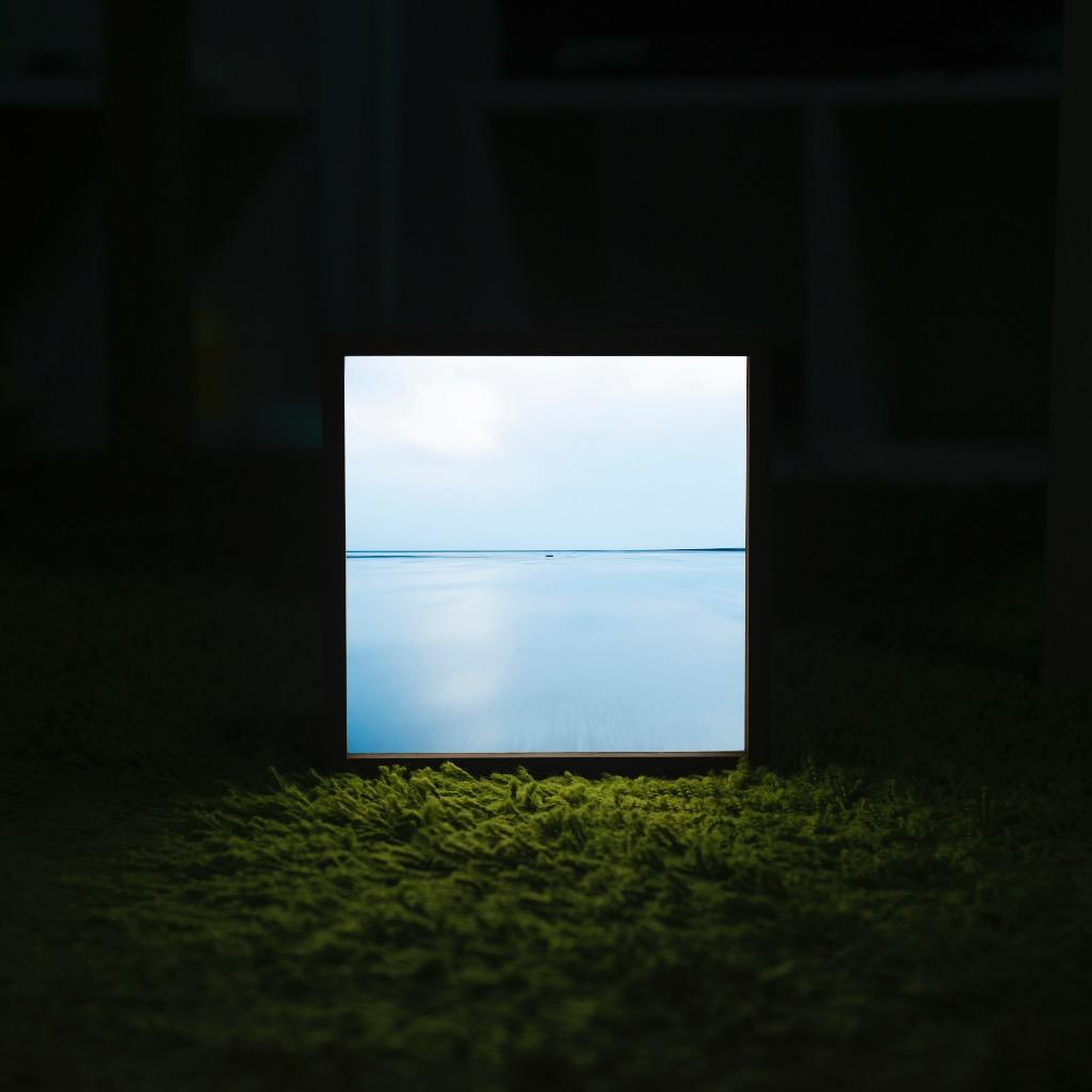 Lighto光印樣|Mini燈箱| 安靜陪伴(aPo)