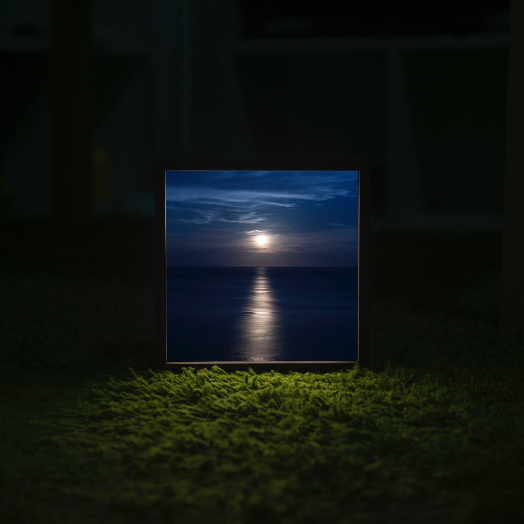 Lighto光印樣|Mini燈箱| 銀色歲月(aPo)