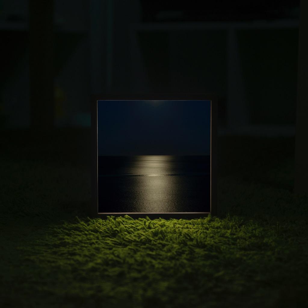 Lighto光印樣|Mini燈箱| 黑暗月光(aPo)