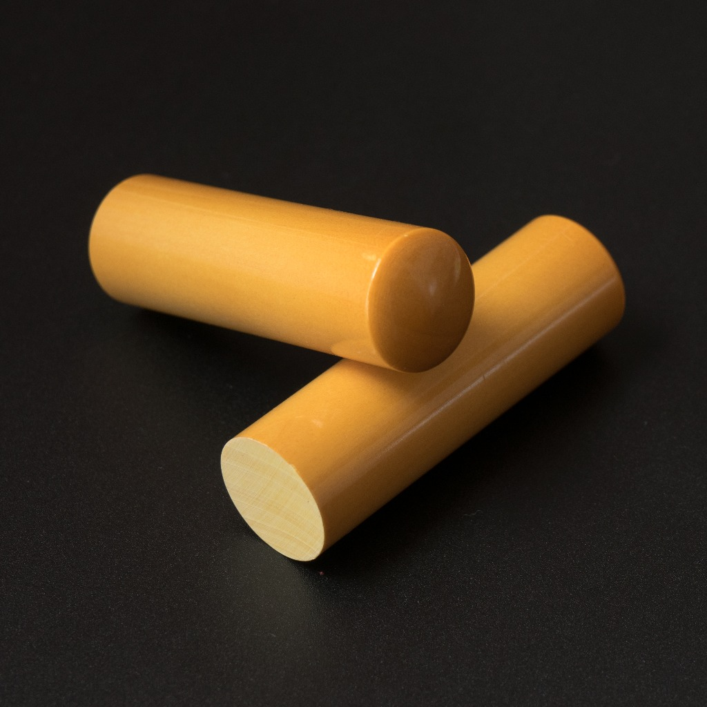 訂製篆刻木印章(黃楊)
