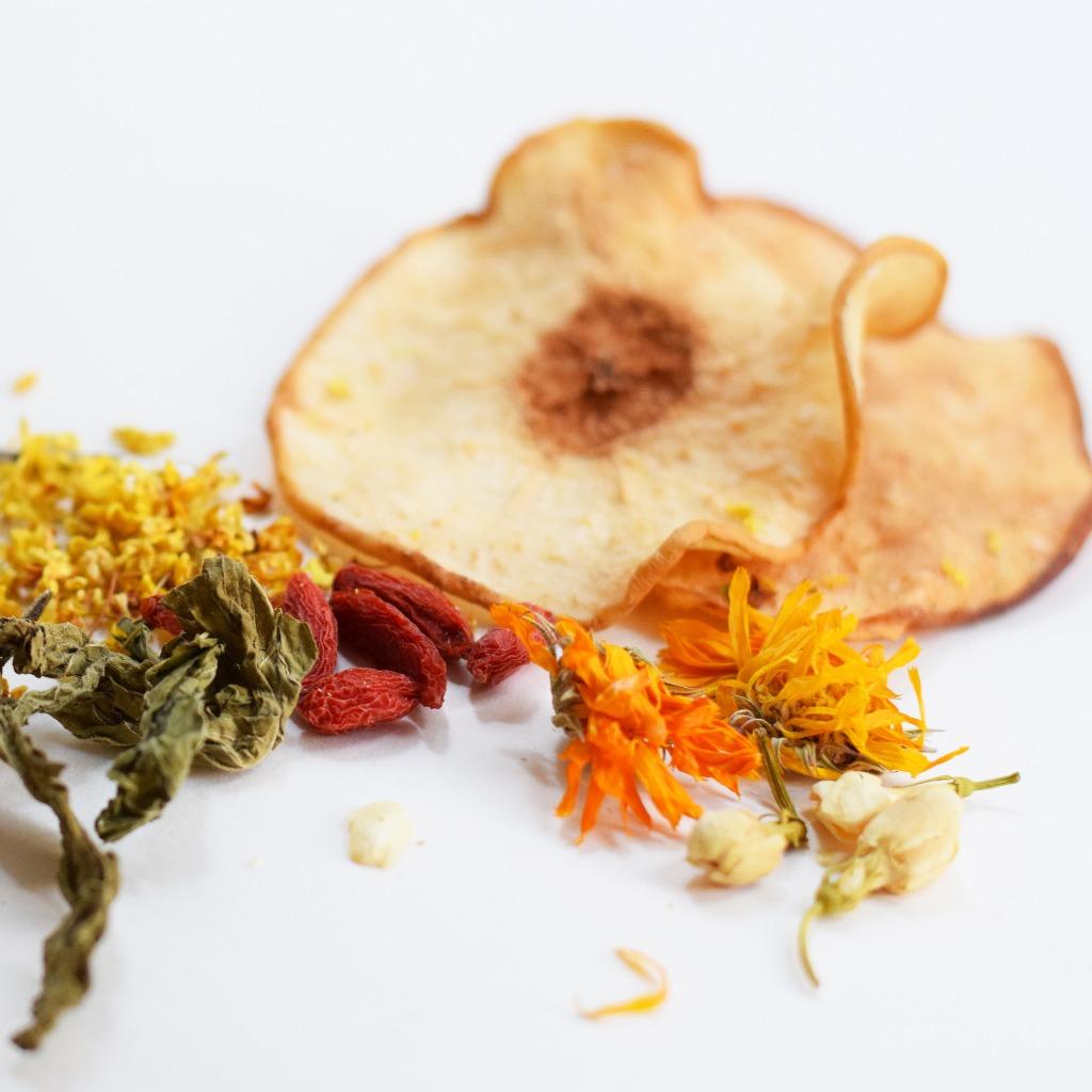 雪梨花茶 Pear Floral Tea