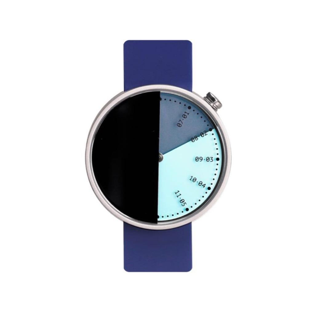 UltraTime 002 - 藍莓灰