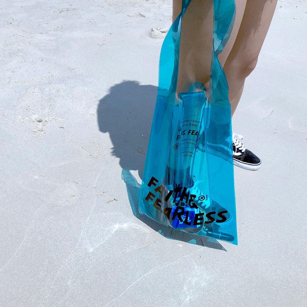 FF-PVC PolyBag 袋(BLUE藍色)