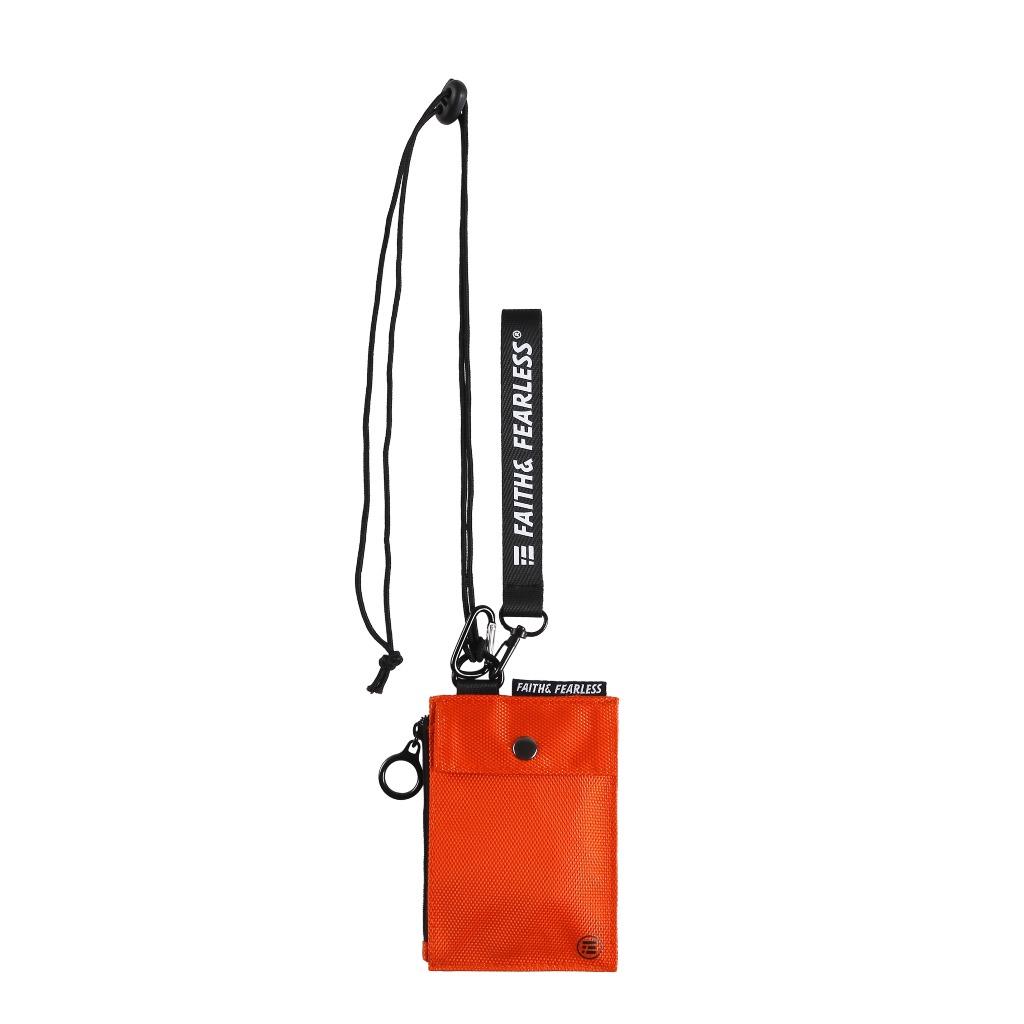 FF-CARDHOLDER ORANGE 橙色