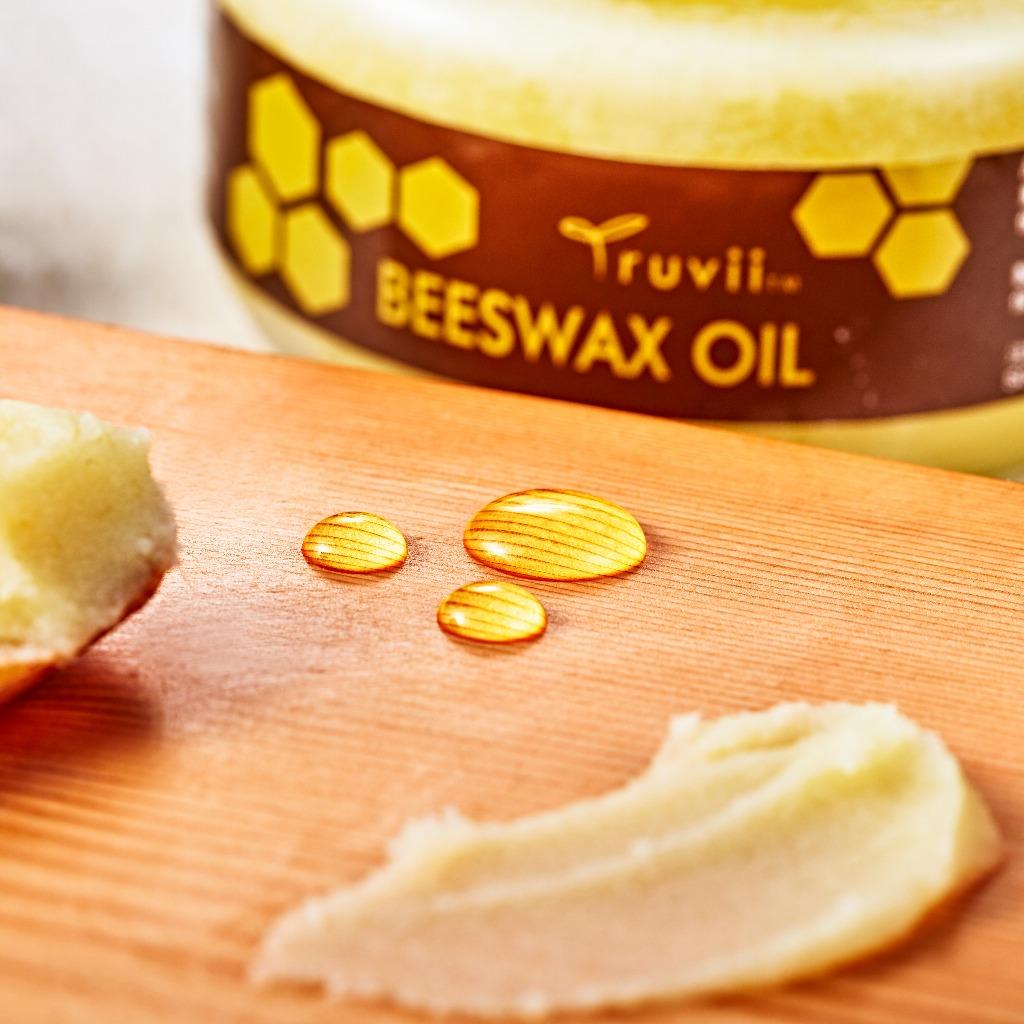 Truvii 蜂蠟油  (木材保養品)(S; 25g)