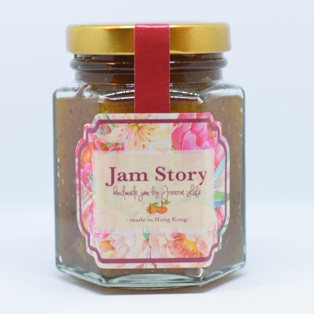 蘋果伯爵茶果醬 Apple Earl Grey Jam (100g)