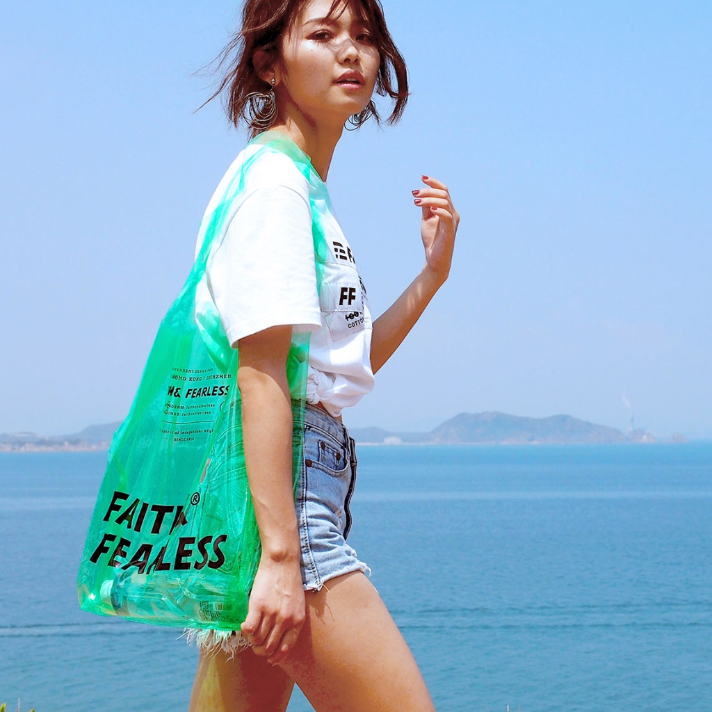 FF-PVC PolyBag 袋(MINT 薄荷綠)
