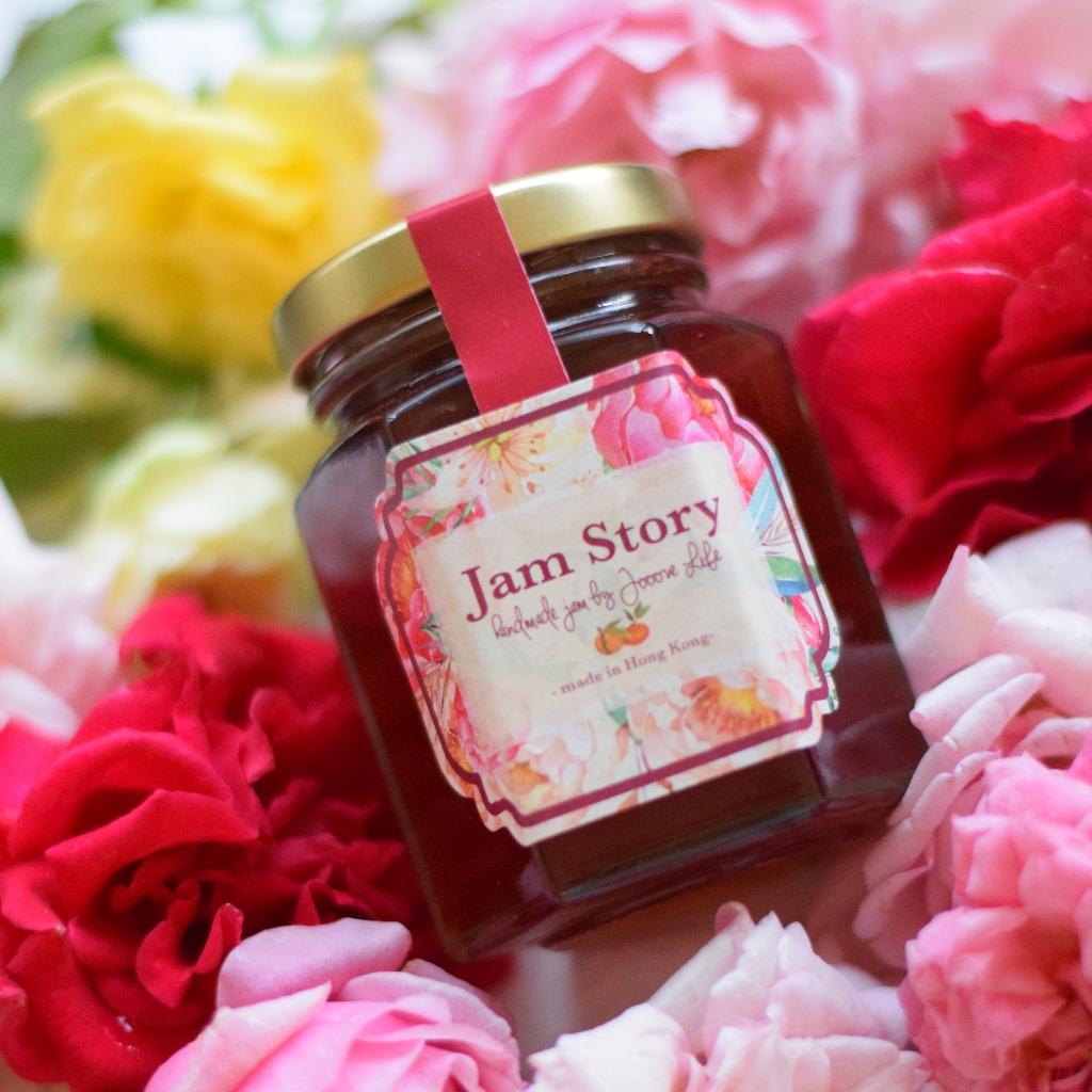蘋果玫瑰果醬 Apple Rose Jam 100g