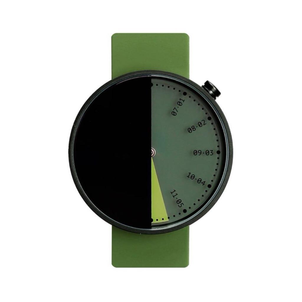 UltraTime 002 - 芥末綠