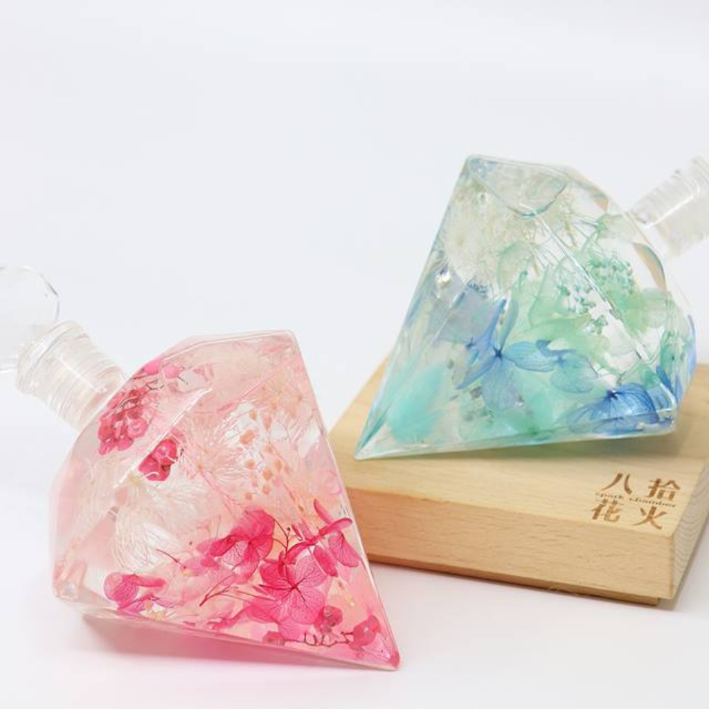 花火瓶 - 鑽石
