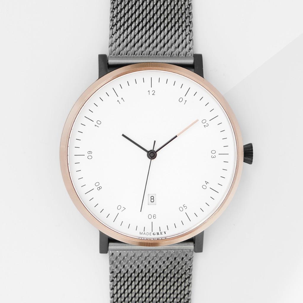 三色 MG001 手錶