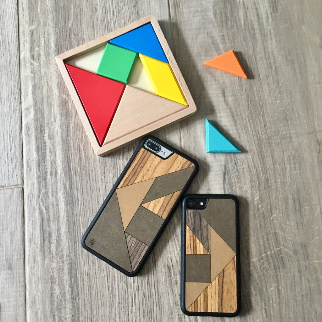 七巧板手機套iphone6 /6s /7 /7plus /8 /8plus