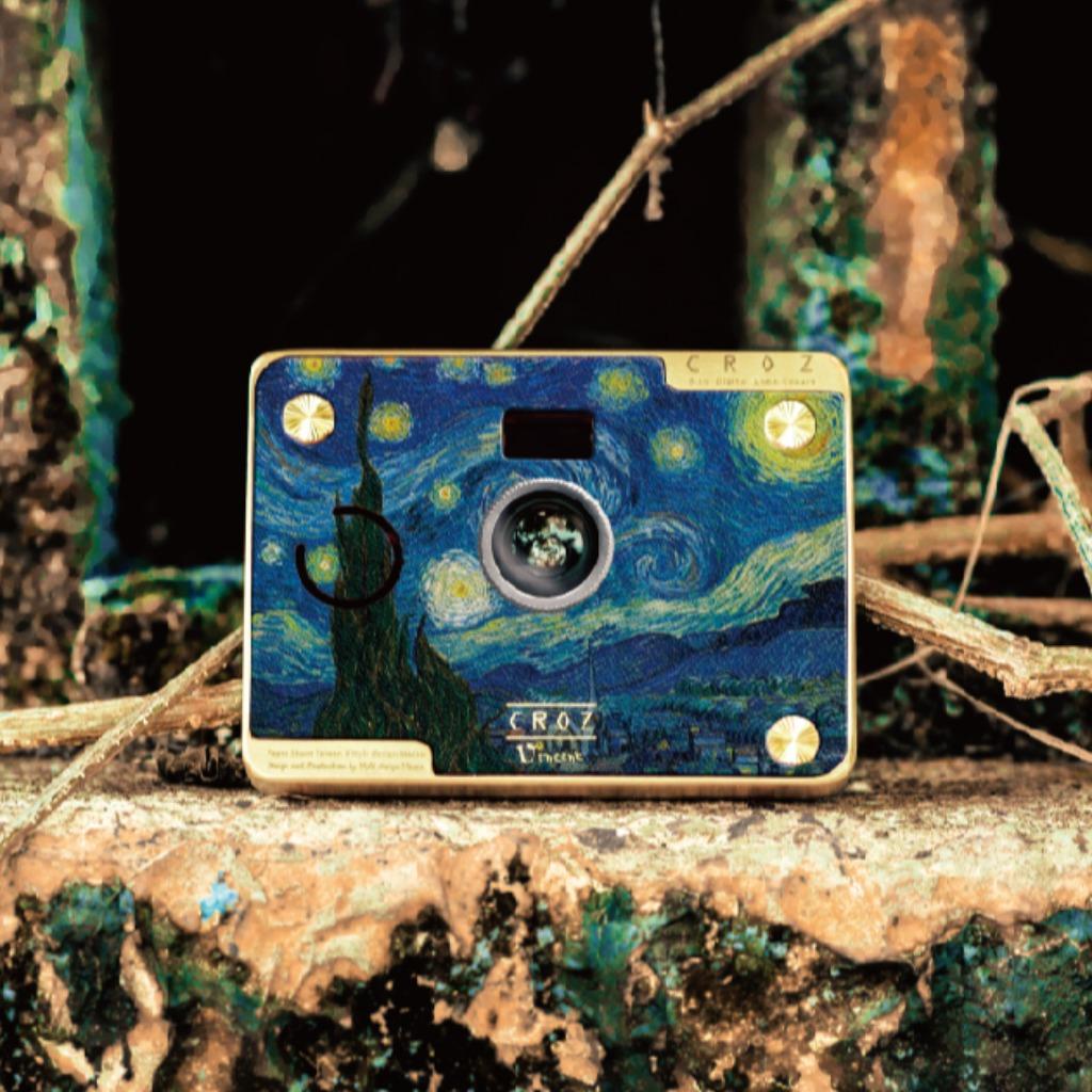 CROZ-D.I.Y Digital Camera STARRY NIGHT