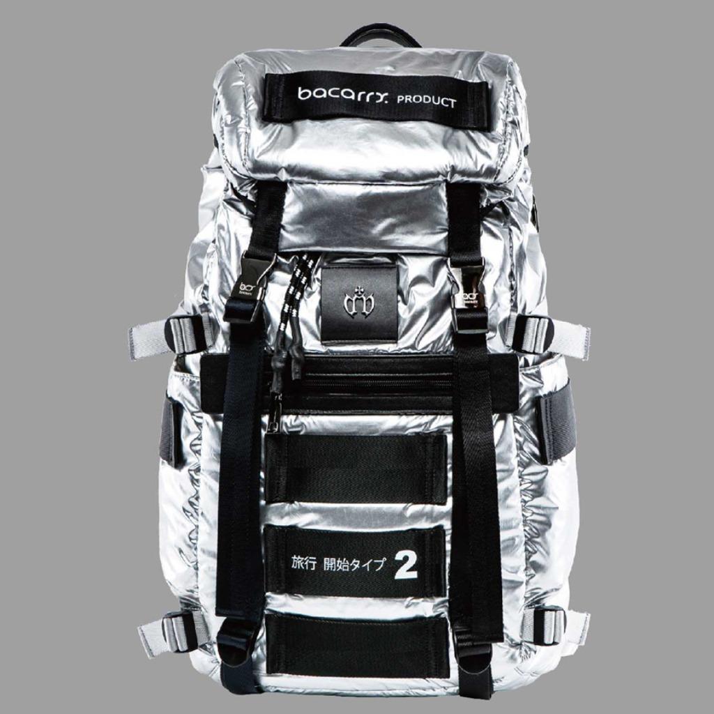 【bacarry】Space 太空包 - 太空銀