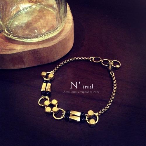 【N' trail】結構重組系列 - 手鍊