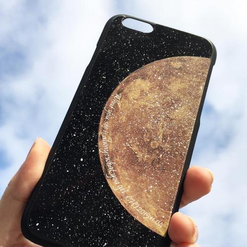 iPhone 6 Plus 6S Plus 手機殼 金星 黑膠唱片 保護殼【HIRAETH 浪漫星球系列】 (可以刻名)